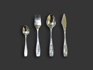 Gero Trauth - Series of Cutlery