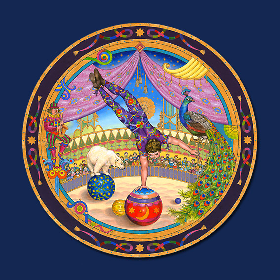 Gero Trauth - Magic of the Circus Ring