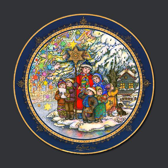 Gero Trauth -  Weihnachtsteller