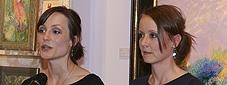Moderation: Katinka und Sascha